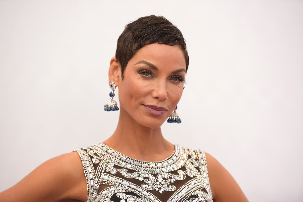 . Nicole Murphy arrives at the 48th annual NAACP Image Awards at the Pasadena Civic Auditorium on Saturday, Feb. 11, 2017, in Pasadena, Calif. (Photo by Richard Shotwell/Invision/AP)