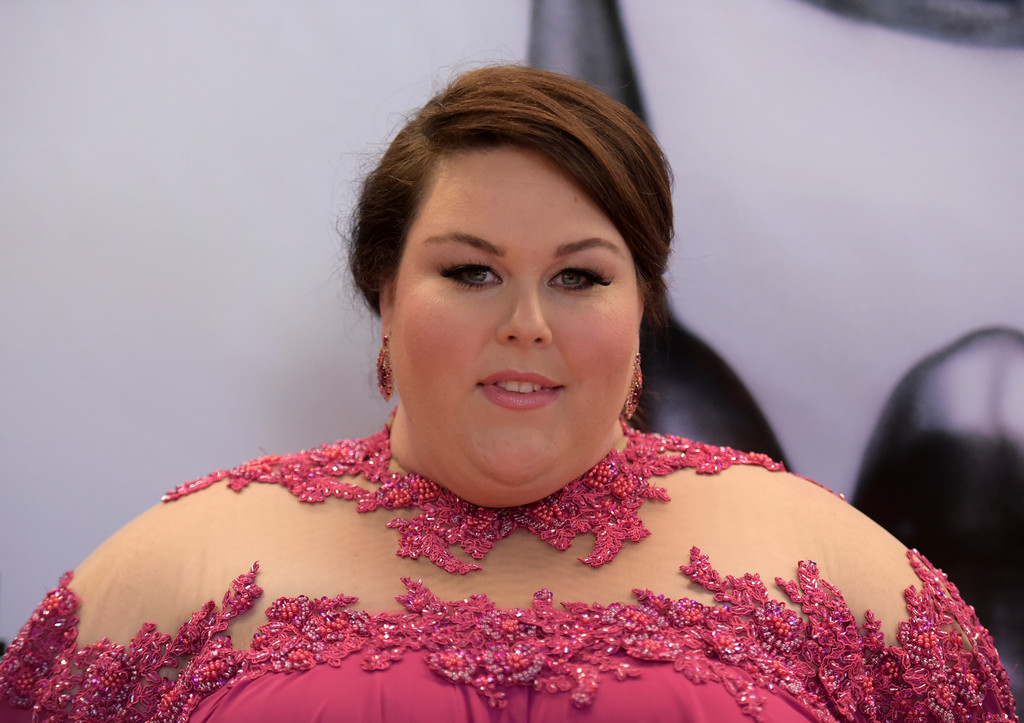 . Chrissy Metz arrives at the 48th annual NAACP Image Awards at the Pasadena Civic Auditorium on Saturday, Feb. 11, 2017, in Pasadena, Calif. (Photo by Richard Shotwell/Invision/AP)