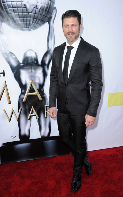 . Greg Vaughan arrives at the 48th annual NAACP Image Awards at the Pasadena Civic Auditorium on Saturday, Feb 11, 2017, in Pasadena, Calif. (Photo by Richard Shotwell/Invision/AP)