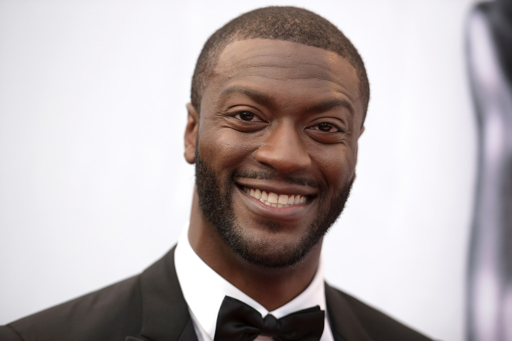 . Aldis Hodge arrives at the 48th annual NAACP Image Awards at the Pasadena Civic Auditorium on Saturday, Feb. 11, 2017, in Pasadena, Calif. (Photo by Richard Shotwell/Invision/AP)