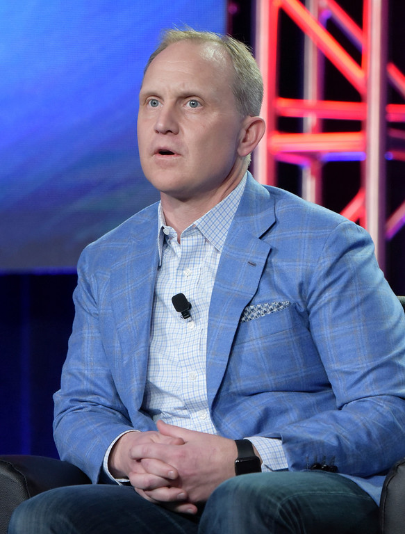 . ...  Fox�s latest evolution included laying off some 20 writers and editors in June as Fox Sports Digital continues a strategic shift to emphasize video in order to promote the network�s television personalities. (Photo by Richard Shotwell/Invision/AP)