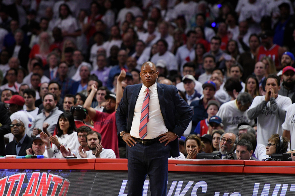 . <b>20. Doc Rivers, 55, Clippers Head Coach and President of Basketball Operations </b> <br>After four seasons of failing to advance past the second round of the playoffs, the shine has worn off ... (Photo by John McCoy, Los Angeles Daily News/SCNG)