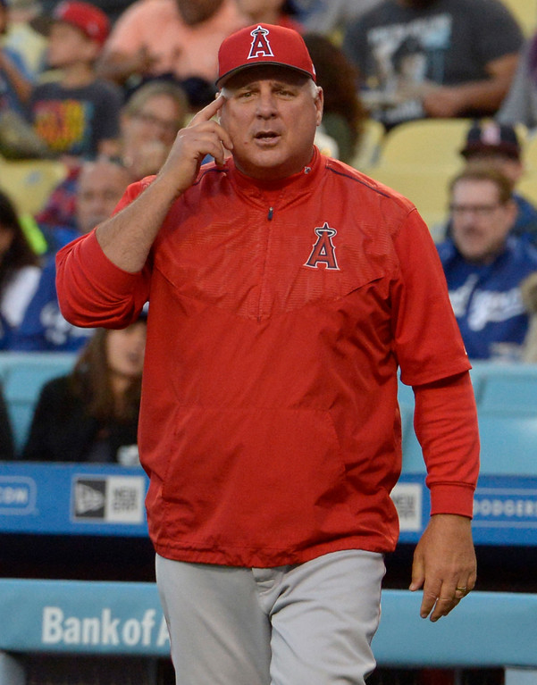 . <b>25. Mike Scioscia, 58, Angels Manager </b> <br>Major League Baseball�s longest-tenured manager is overachieving in 2017 considering the catastrophic injuries that have befallen the Angels ... (Photo by Keith Birmingham, Pasadena Star-News/SCNG)