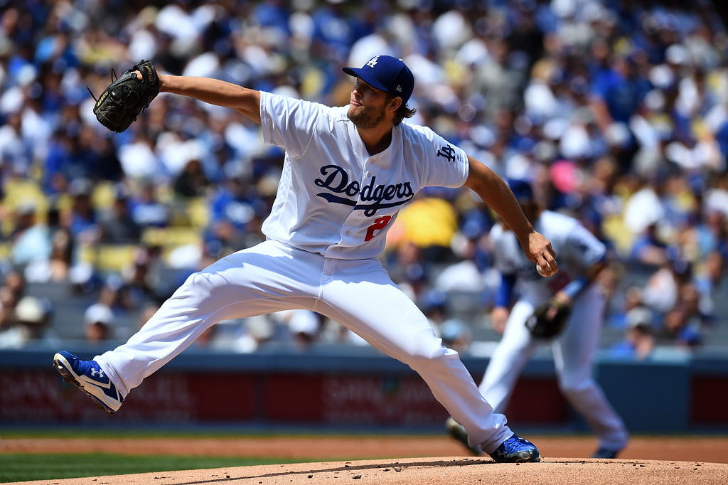 . <b>12. Clayton Kershaw, 29, Dodgers Pitcher </b> <br>The best pitcher in baseball is also the most recognizable Dodger, even if he\'s giving up more home runs than usual ...   (Photo by Hans Gutknecht, Los Angeles Daily News/SCNG)