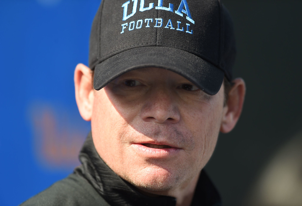 . <b>37. Jim L. Mora, 55, UCLA Football Coach </b> <br>UCLA dipped to its lowest point in Mora�s five-year tenure when the Bruins won just four games in 2016 ... (Photo by Brittany Murray, Los Angeles Daily News/SCNG)