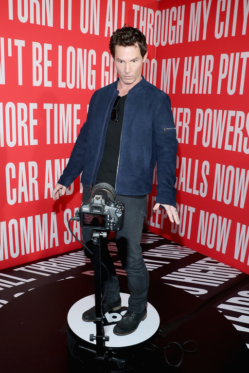 . INGLEWOOD, CA - MARCH 05:  Actor Shawn Hatosy attends the 2017 iHeartRadio Music Awards which broadcast live on Turner\'s TBS, TNT, and truTV at The Forum on March 5, 2017 in Inglewood, California.  (Photo by Jonathan Leibson/Getty Images for iHeartMedia)