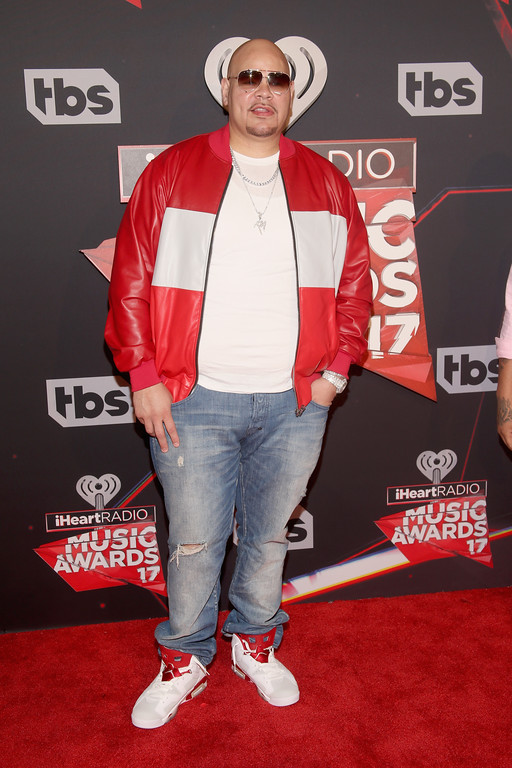 . INGLEWOOD, CA - MARCH 05:  Rapper Fat Joe attends the 2017 iHeartRadio Music Awards which broadcast live on Turner\'s TBS, TNT, and truTV at The Forum on March 5, 2017 in Inglewood, California.  (Photo by Jesse Grant/Getty Images for iHeartMedia)