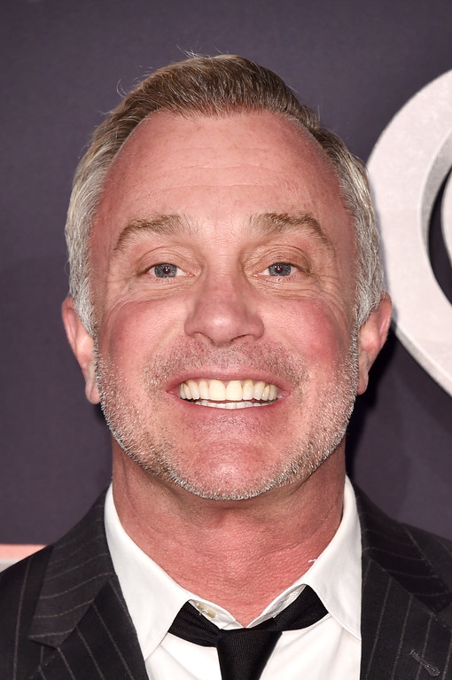 . INGLEWOOD, CA - MARCH 05:  Music producer John Feldmann attends the 2017 iHeartRadio Music Awards which broadcast live on Turner\'s TBS, TNT, and truTV at The Forum on March 5, 2017 in Inglewood, California.  (Photo by Alberto E. Rodriguez/Getty Images)