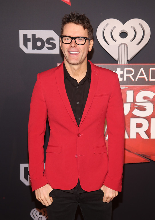 . INGLEWOOD, CA - MARCH 05:  Radio personality Bobby Bones attends the 2017 iHeartRadio Music Awards which broadcast live on Turner\'s TBS, TNT, and truTV at The Forum on March 5, 2017 in Inglewood, California.  (Photo by Jesse Grant/Getty Images for iHeartMedia)