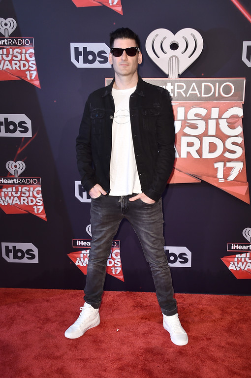 . INGLEWOOD, CA - MARCH 05:  DJ Destructo attends the 2017 iHeartRadio Music Awards which broadcast live on Turner\'s TBS, TNT, and truTV at The Forum on March 5, 2017 in Inglewood, California.  (Photo by Alberto E. Rodriguez/Getty Images)