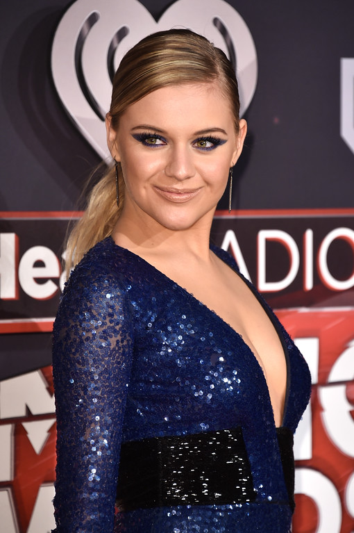 . INGLEWOOD, CA - MARCH 05:  Singer Kelsea Ballerini attends the 2017 iHeartRadio Music Awards which broadcast live on Turner\'s TBS, TNT, and truTV at The Forum on March 5, 2017 in Inglewood, California.  (Photo by Alberto E. Rodriguez/Getty Images)