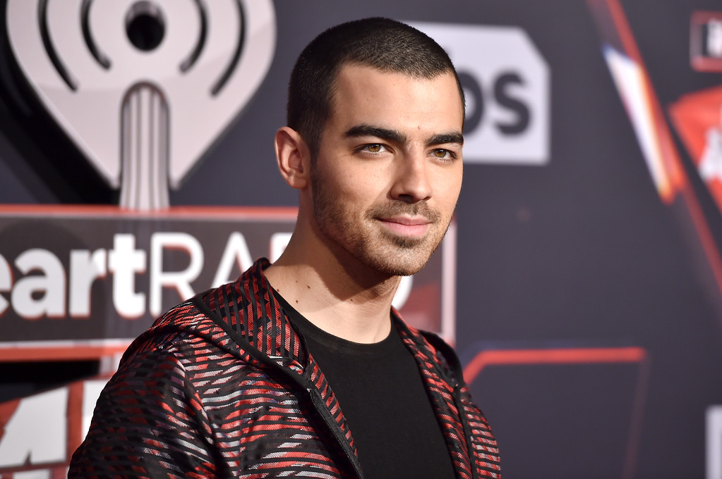 . INGLEWOOD, CA - MARCH 05:  Singer Joe Jonas of music group DNCE attends the 2017 iHeartRadio Music Awards which broadcast live on Turner\'s TBS, TNT, and truTV at The Forum on March 5, 2017 in Inglewood, California.  (Photo by Alberto E. Rodriguez/Getty Images)