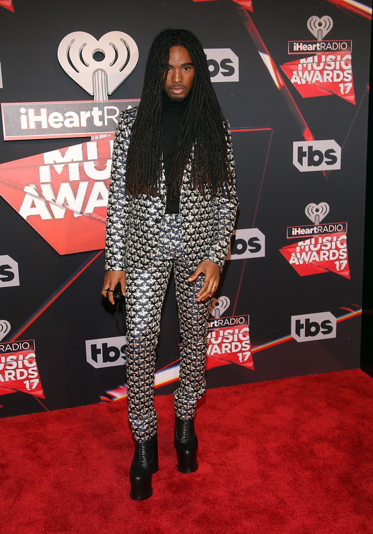 . INGLEWOOD, CA - MARCH 05:  TV personality Ruba Wilson attends the 2017 iHeartRadio Music Awards which broadcast live on Turner\'s TBS, TNT, and truTV at The Forum on March 5, 2017 in Inglewood, California.  (Photo by Jesse Grant/Getty Images for iHeartMedia)