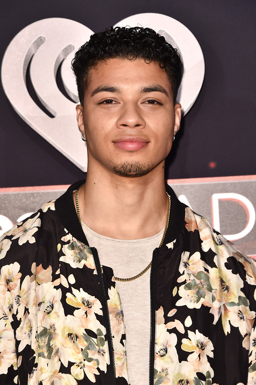 . INGLEWOOD, CA - MARCH 05:  Musician Marcus Perez attends the 2017 iHeartRadio Music Awards which broadcast live on Turner\'s TBS, TNT, and truTV at The Forum on March 5, 2017 in Inglewood, California.  (Photo by Alberto E. Rodriguez/Getty Images)
