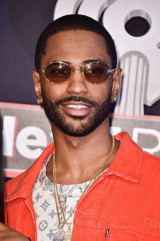 . INGLEWOOD, CA - MARCH 05:  Recording artist Big Sean attends the 2017 iHeartRadio Music Awards which broadcast live on Turner\'s TBS, TNT, and truTV at The Forum on March 5, 2017 in Inglewood, California.  (Photo by Alberto E. Rodriguez/Getty Images)