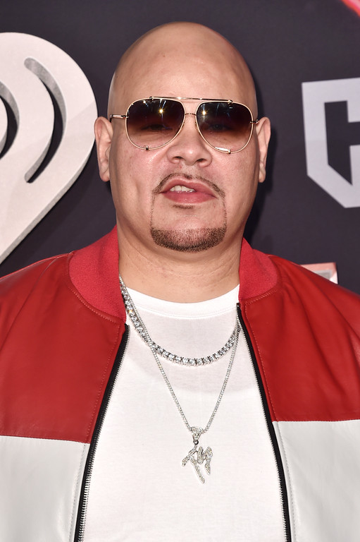 . INGLEWOOD, CA - MARCH 05:  Recording artist Fat Joe attends the 2017 iHeartRadio Music Awards which broadcast live on Turner\'s TBS, TNT, and truTV at The Forum on March 5, 2017 in Inglewood, California.  (Photo by Alberto E. Rodriguez/Getty Images)