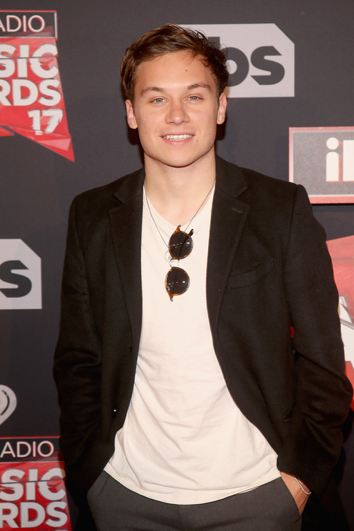 . INGLEWOOD, CA - MARCH 05:  Actor Finn Cole attends the 2017 iHeartRadio Music Awards which broadcast live on Turner\'s TBS, TNT, and truTV at The Forum on March 5, 2017 in Inglewood, California.  (Photo by Jesse Grant/Getty Images for iHeartMedia)