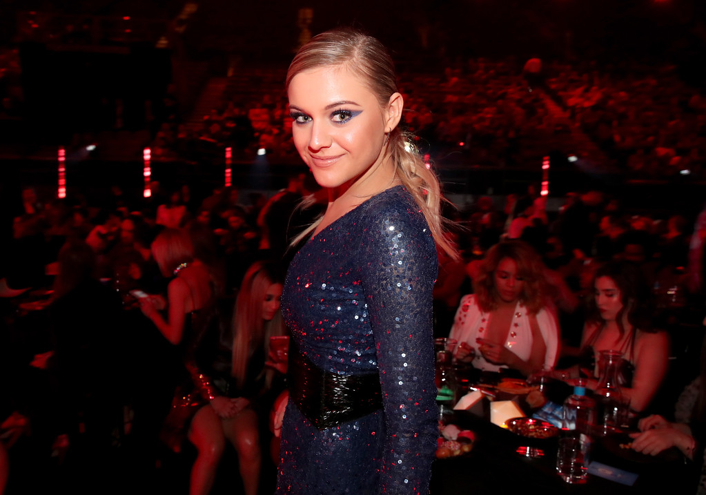 . INGLEWOOD, CA - MARCH 05:  Singer-songwriter Kelsea Ballerini attends the 2017 iHeartRadio Music Awards which broadcast live on Turner\'s TBS, TNT, and truTV at The Forum on March 5, 2017 in Inglewood, California.  (Photo by Christopher Polk/Getty Images for iHeartMedia)