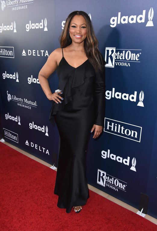 . BEVERLY HILLS, CA - APRIL 01:  Actor Garcelle Beauvais attends the 28th Annual GLAAD Media Awards in LA at The Beverly Hilton Hotel on April 1, 2017 in Beverly Hills, California.  (Photo by Vivien Killilea/Getty Images for GLAAD)