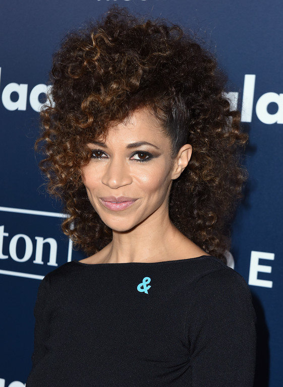 . BEVERLY HILLS, CA - APRIL 01: Actor Sherri Saum attends the 28th Annual GLAAD Media Awards in LA at The Beverly Hilton Hotel on April 1, 2017 in Beverly Hills, California.  (Photo by Vivien Killilea/Getty Images for GLAAD)