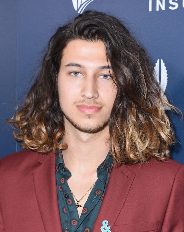 . BEVERLY HILLS, CA - APRIL 01:  Singer Trey Schafer attends the 28th Annual GLAAD Media Awards in LA at The Beverly Hilton Hotel on April 1, 2017 in Beverly Hills, California.  (Photo by Vivien Killilea/Getty Images for GLAAD)