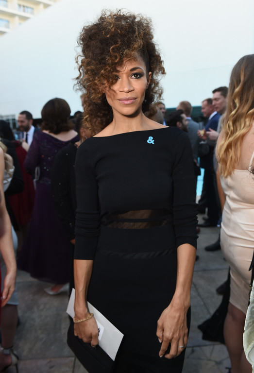 . BEVERLY HILLS, CA - APRIL 01:  Actor Sherri Saum attends the 28th Annual GLAAD Media Awards in LA at The Beverly Hilton Hotel on April 1, 2017 in Beverly Hills, California.  (Photo by Emma McIntyre/Getty Images for GLAAD)