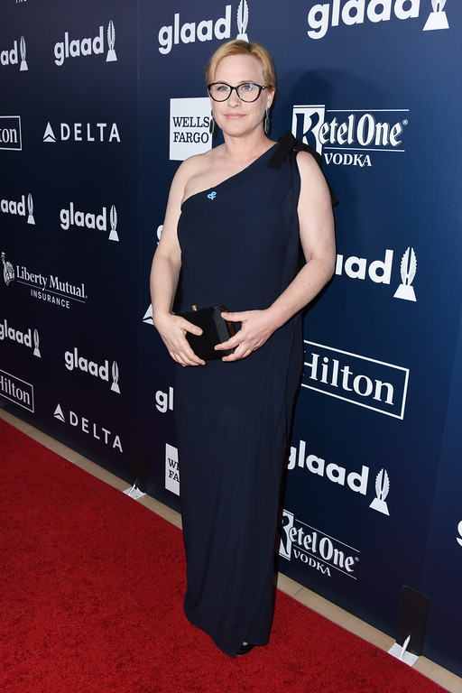 . BEVERLY HILLS, CA - APRIL 01:  Actor Patricia Arquette attends the 28th Annual GLAAD Media Awards in LA at The Beverly Hilton Hotel on April 1, 2017 in Beverly Hills, California.  (Photo by Vivien Killilea/Getty Images for GLAAD)