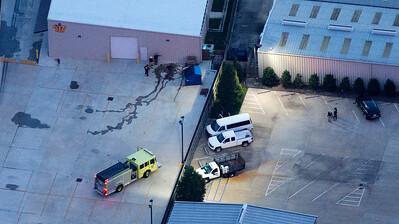 APTOPIX Police Shot Baton Rouge