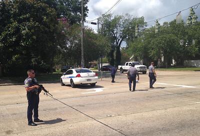 Police Shot-Baton Rouge