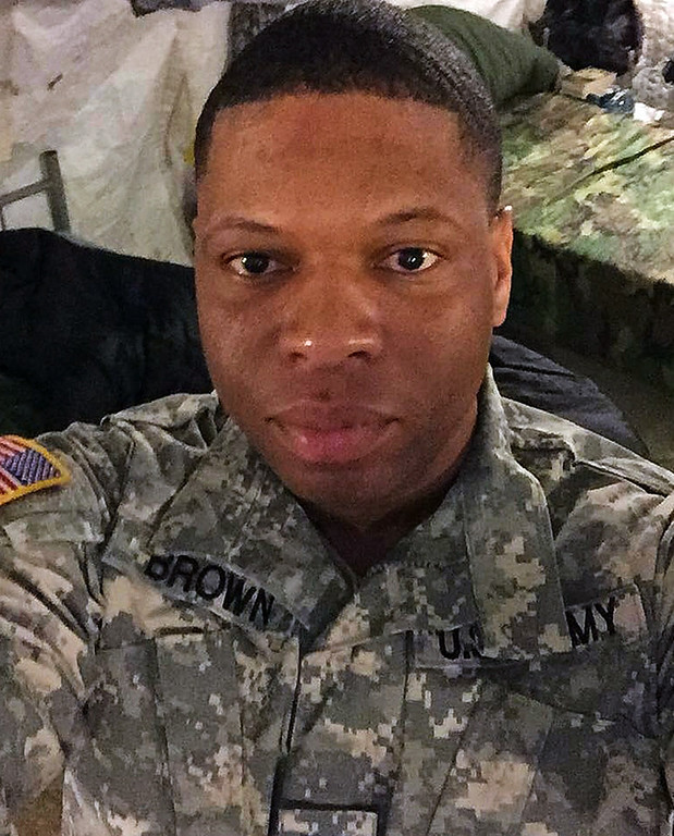 . This undated photo shows Antonio Davon Brown, one of the people killed in the Pulse nightclub in Orlando, Fla., early Sunday, June 12, 2016. A gunman wielding an assault-type rifle and a handgun opened fire inside the nightclub, killing dozens in the worst mass shooting in modern U.S. history. (Facebook via AP)