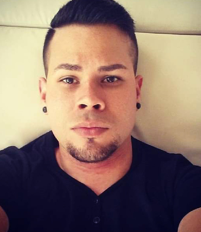 . This undated photo shows Angel L. Candelario-Padro, one of the people killed in the Pulse nightclub in Orlando, Fla., early Sunday, June 12, 2016. A gunman wielding an assault-type rifle and a handgun opened fire inside the nightclub, killing dozens in the worst mass shooting in modern U.S. history. (Facebook via AP)