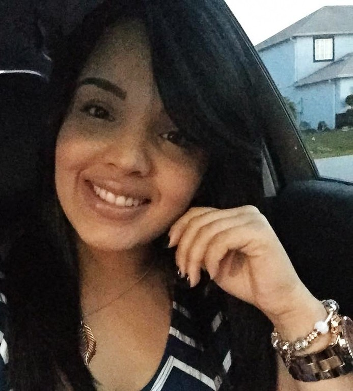 . CORRECTS FROM YILMARY RODRIGUEZ SULIVAN TO  YILMARY RODRIGUEZ SOLIVAN- This undated photo shows Yilmary Rodriguez Solivan, one of the people killed in the Pulse nightclub in Orlando, Fla., early Sunday, June 12, 2016. A gunman wielding an assault-type rifle and a handgun opened fire inside the nightclub, killing dozens in the worst mass shooting in modern U.S. history. (Facebook via AP)