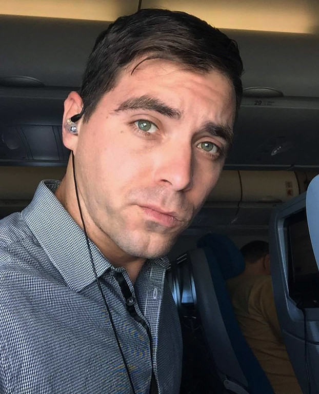 . This undated photo shows Edward Sotomayor Jr., one of the people killed in the Pulse nightclub in Orlando, Fla., early Sunday, June 12, 2016. A gunman wielding an assault-type rifle and a handgun opened fire inside the nightclub, killing dozens in the worst mass shooting in modern U.S. history. (Facebook via AP)