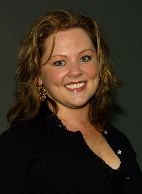 . Actress Melissa McCarthy attends the WB Television Network\'s 2003 All Star Party at the White Lotus Restaurant on July 13, 2003 in Hollywood, California.  (Photo by Frederick M. Brown/Getty Images)