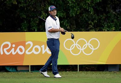 Rio Olympics Golf Men