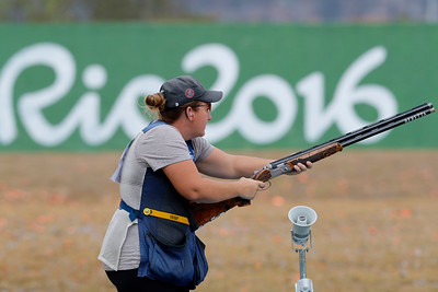 Rio Olympics Shooting Women