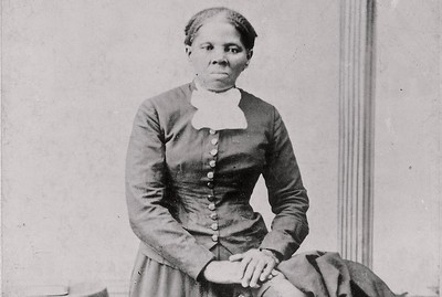 Harriet Tubman in a photograph dating from 1860-75. Tubman was born into slavery, but escaped to Philadelphia in 1849, and provided valuable intelligence to Union forces during the Civil War. A Treasury official said Wednesday, April 20, 2016, that Secretary Jacob Lew has decided to put Harriet Tubman on the $20 bill, making her the first woman on U.S. paper currency in 100 years.  (AP Photo/Library of Congress)