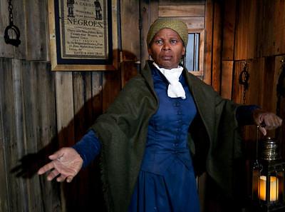 Wax Museum Harriet Tubman