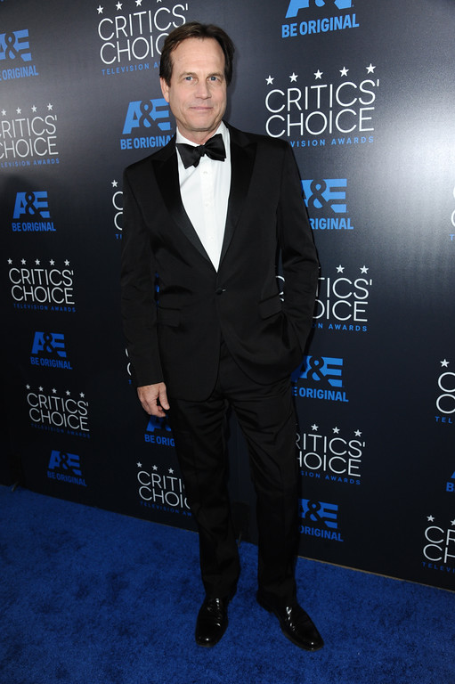 . Bill Paxton arrives at the Critics\' Choice Television Awards at the Beverly Hilton hotel on Sunday, May 31, 2015, in Beverly Hills, Calif. (Photo by Richard Shotwell/Invision/AP)
