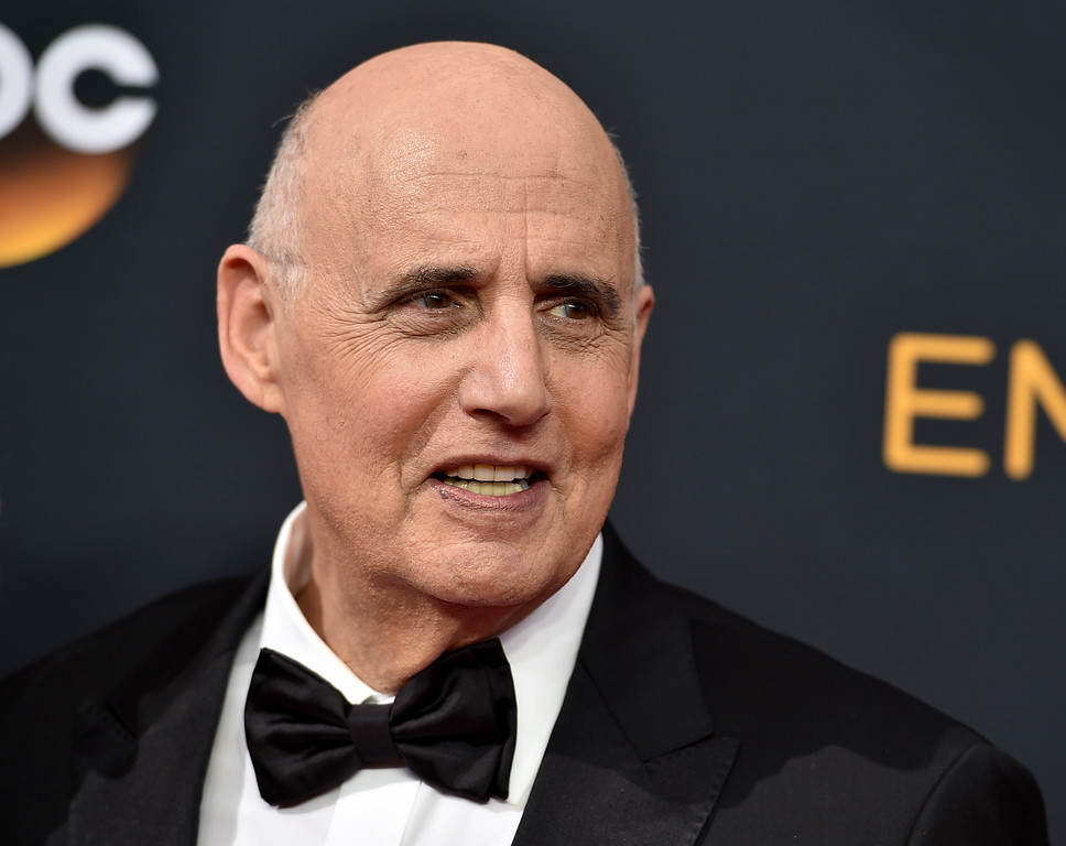 . Jeffrey Tambor arrives at the 68th Primetime Emmy Awards on Sunday, Sept. 18, 2016, at the Microsoft Theater in Los Angeles. (Photo by Jordan Strauss/Invision/AP)