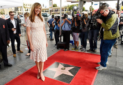 Allison Janney Honored with a Star on the Hollywood Walk of Fame