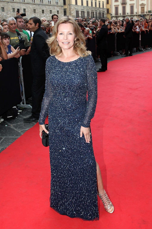 ". Cheryl Ladd attends the Celebrity Fight Night In Italy Benefitting The Andrea Bocelli Foundation and The Muhammad Ali Parkinson Center Gala on September 7, 2014 in Florence, Italy. Ladd will play Linell Shapiro, Robert Shapiro\'s wife, in ""American Crime Story: The People v. O.J. Simpson.\""  (Photo by Andrew Goodman/Getty Images for Celebrity Fight Night)"