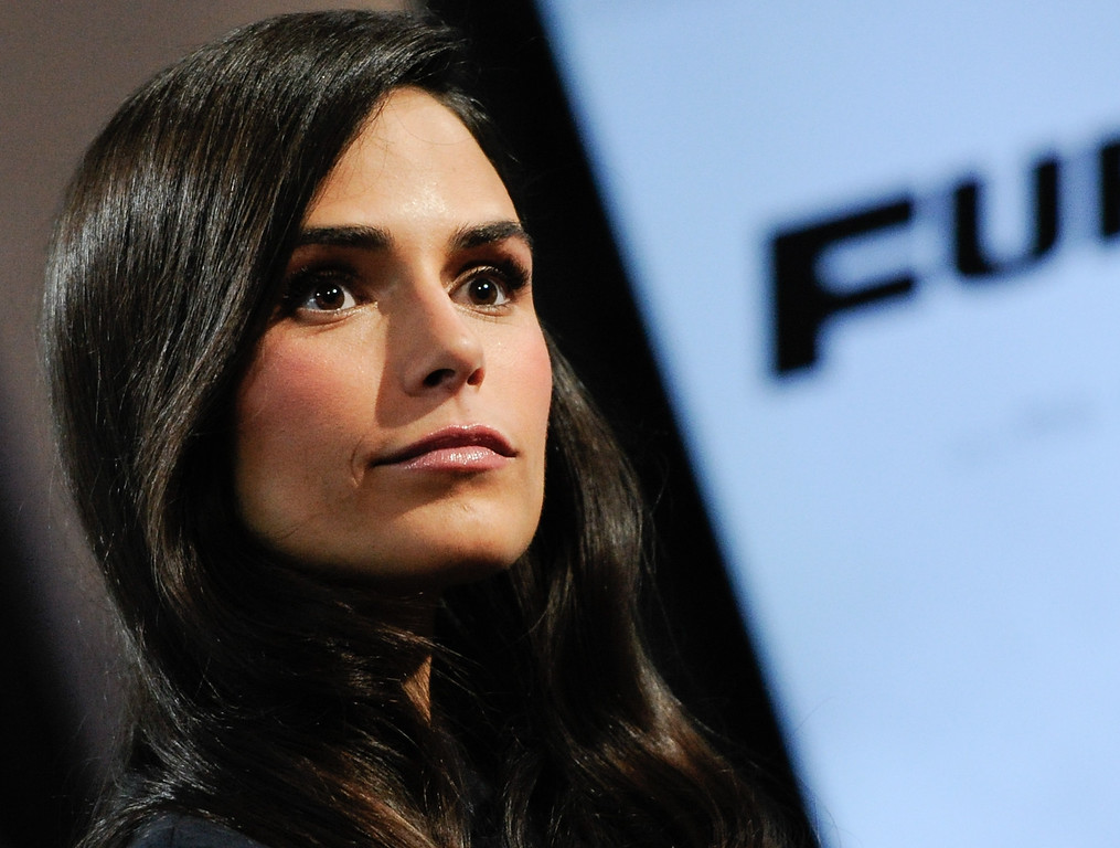 ". Actress Jordana Brewster participates in AOL\'s BUILD Speaker Series to discuss her recurring role in the ""Fast & Furious\"" film franchise at AOL Studios on Friday, April 3, 2015, in New York. Brewster will play Denise Brown in \""American Crime Story: The People v. O.J. Simpson.\"" (Photo by Evan Agostini/Invision/AP)"