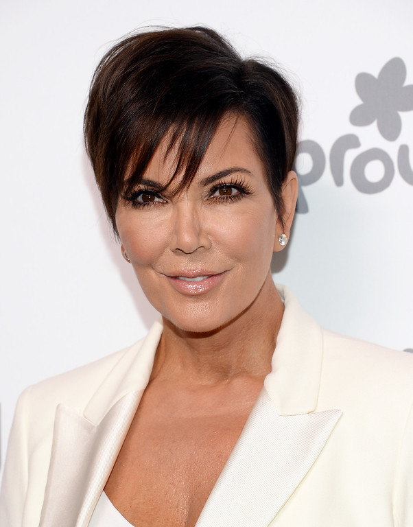 . Kris Jenner attends the NBCUniversal Cable Entertainment 2015 Upfront at The Javits Center on Thursday, May 14, 2015, in New York. (Photo by Evan Agostini/Invision/AP)