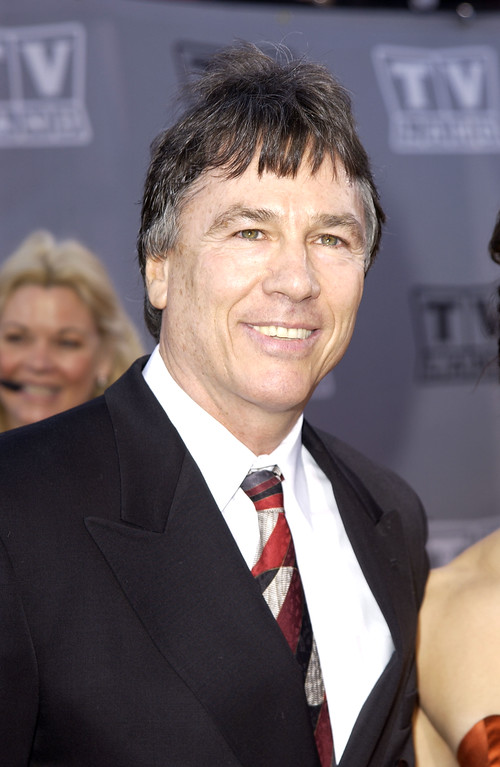 . HOLLYWOOD - MARCH 2:  Actor Richard Hatch attends the TV Land Awards 2003 at the Hollywood Palladium on March 2, 2003 in Hollywood, California.  (Photo by Robert Mora/Getty Images)