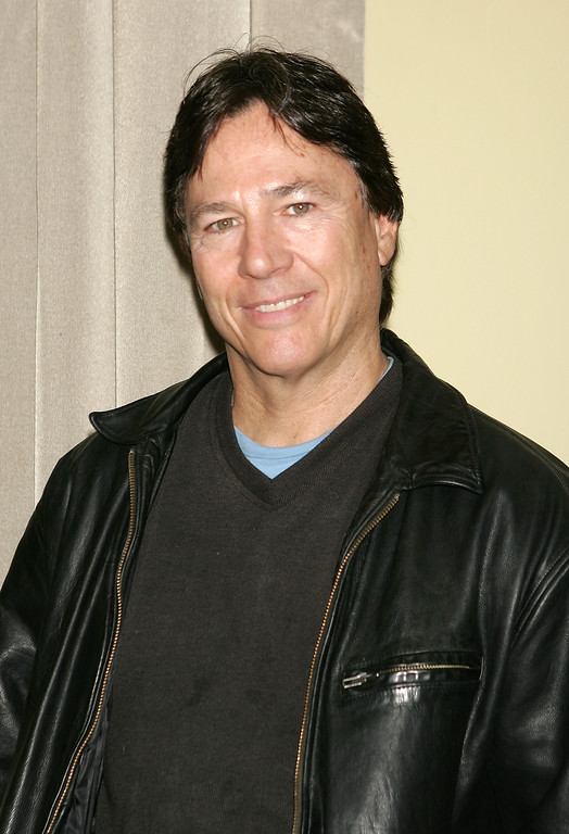 . NEW YORK - NOVEMBER 18:  Actor Richard Hatch poses for a photo at the 10th Annual Big Apple National Comic Book, Toy & Sci-Fi Expo at Penn Plaza Pavillion November 18, 2005 in New York City.  (Photo by Scott Gries/Getty Images)