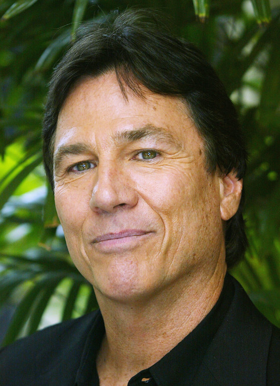 . UNIVERSAL CITY, CA - JANUARY 13:  Actor Richard Hatch attends the 2005 Television Critics Winter Press Tour at the Hilton Universal Hotel on January 13, 2005 in Universal City, California.  (Photo by Frederick M. Brown/Getty Images)