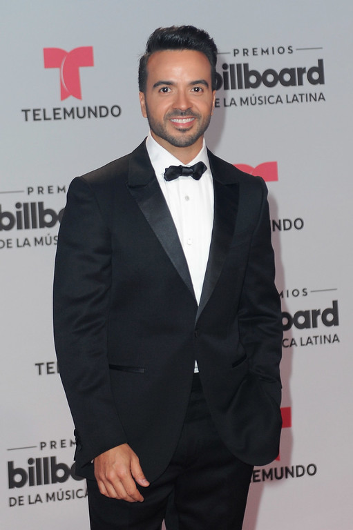 . CORAL GABLES, FL - APRIL 27:  Luis Fonsi attends the Billboard Latin Music Awards at Watsco Center on April 27, 2017 in Coral Gables, Florida.  (Photo by Sergi Alexander/Getty Images)