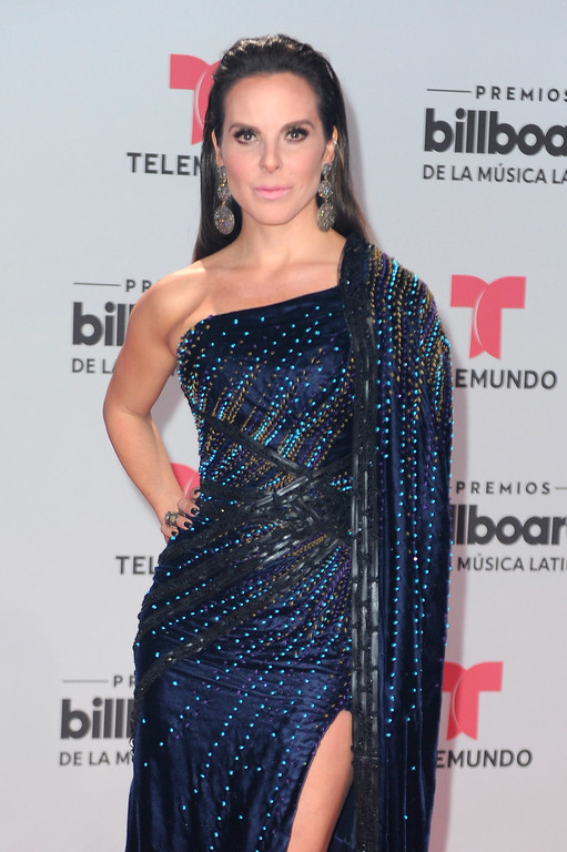 . CORAL GABLES, FL - APRIL 27:  Kate del Castillo attends the Billboard Latin Music Awards at Watsco Center on April 27, 2017 in Coral Gables, Florida.  (Photo by Sergi Alexander/Getty Images)