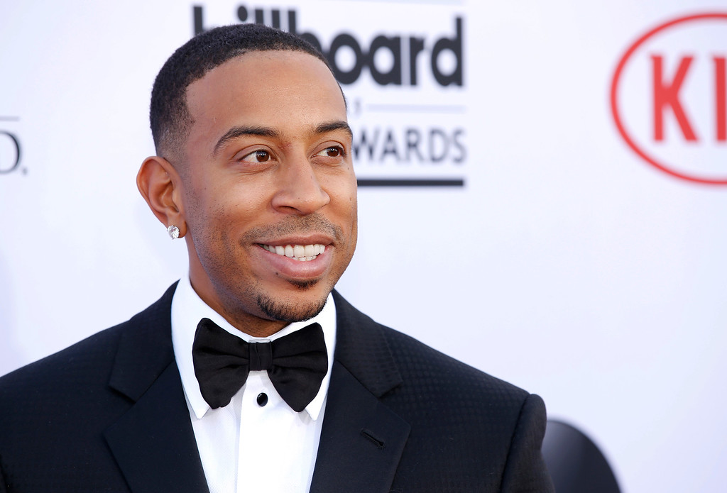 . Ludacris arrives at the Billboard Music Awards at the MGM Grand Garden Arena on Sunday, May 17, 2015, in Las Vegas. (Photo by Eric Jamison/Invision/AP)
